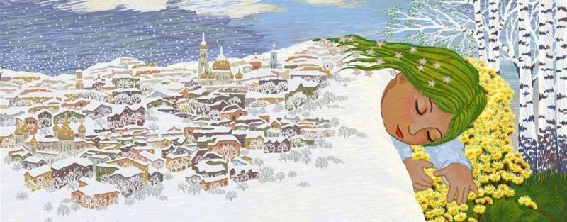 День 108. Последний день зимы, переписки и странные мысли.