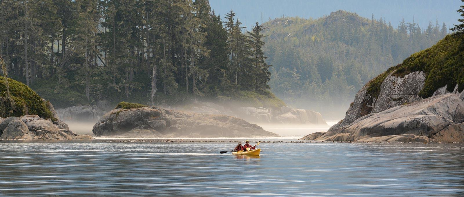 kayaking-vancouver-island