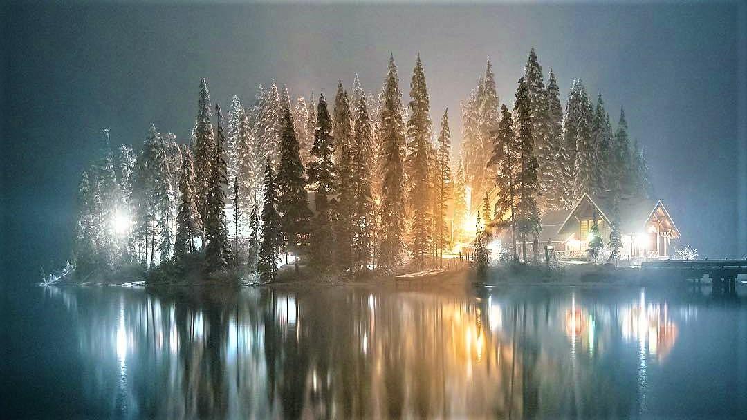 День 416. Новогодние выходные, грядущие морозы или Хоум Элоун)))