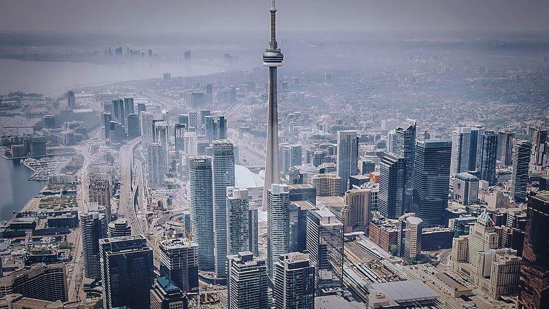 День 525. Торонтовские стройки, свалки авто или ступор аудирования…
