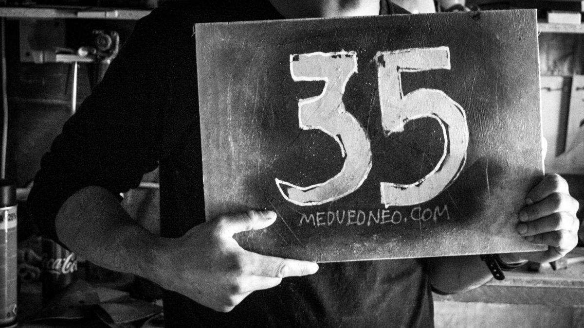 День 556. Как найти себя, снова о трудолюбии или мне тридцать пять!
